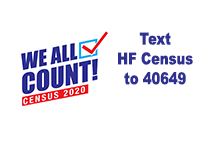 Be Counted! Take the Census