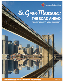 La Gran Manzana: The Road Ahead for New York City's Latino Community